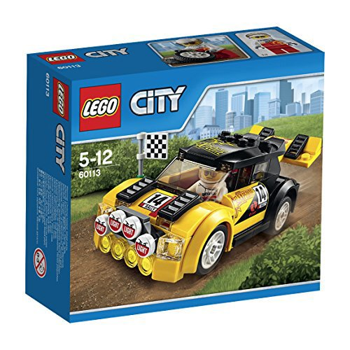 LEGO City Great Vehicles 60113 - Auto da Rally