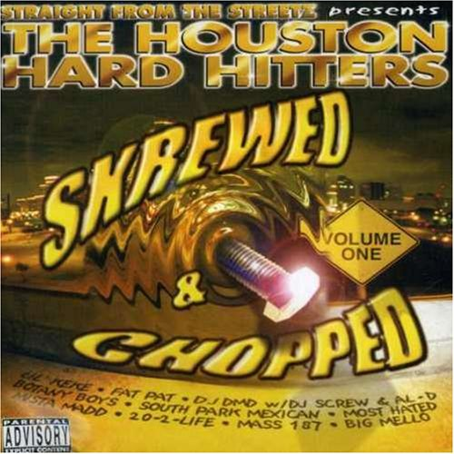 Straight From Streets: Houston Hard Hitters 1