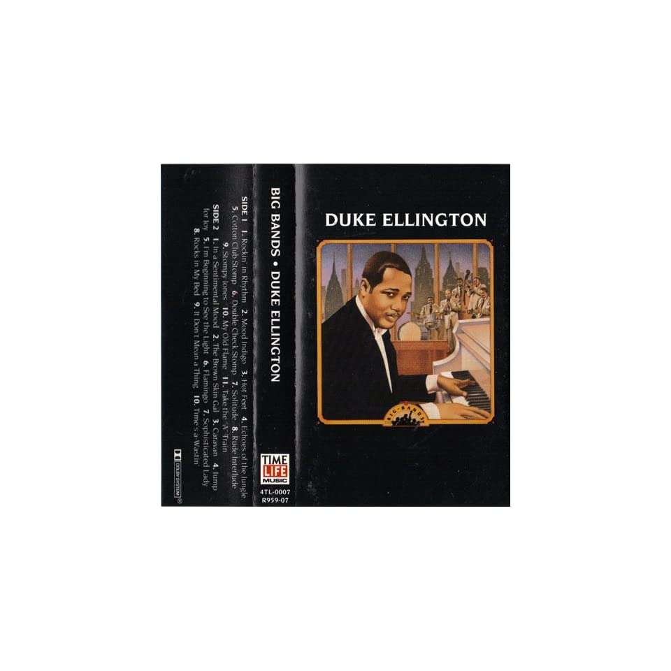 Best of the Big Bands Duke Ellington Music