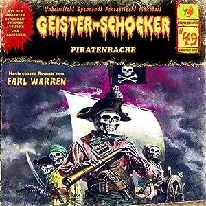 Piratenrache (Geister-Schocker 49) Hörspiel