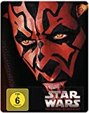 Star Wars: Die dunkle Bedrohung (Steelbook) [Blu-ray] [Limited Edition]