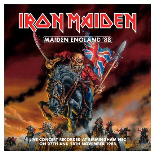 Iron Maiden - Maiden England