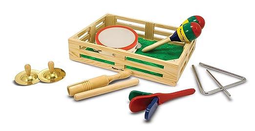Amazon.com: Melissa & Doug Band in a Box: Melissa & Doug: Toys & Games