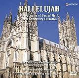 ハレルヤ/カンタベリー大聖堂聖歌隊 クリスマスに聴きたい祈りの音楽