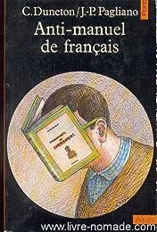 Anti-manuel de français