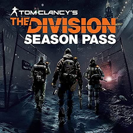 Tom Clancy's The Division: Season Pass - PlayStation 4 [Digital Code]