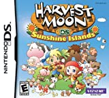 Harvest Moon Sunshine Islands (DS 輸入版 北米) - Natsume
