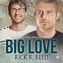 Big Love Audiobook by Rick R. Reed Narrated by Michael Pauley