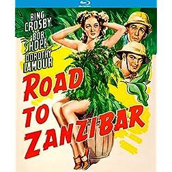 Road to Zanzibar [Blu-ray]
