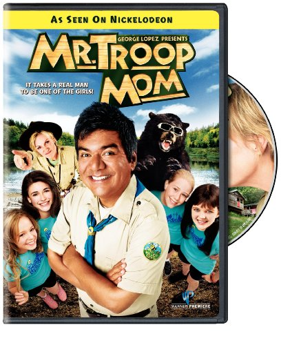 Cover art for  Mr. Troop Mom