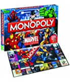 Winning Moves - 0934 - Jeu De Plateau - Monopoly Marvel Universe (Version Française)