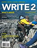 WRITE 2 (with Basic Writing CourseMate with eBook Printed Access Card) (0618642862) by Kemper, Dave