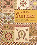 Carrie Hall's Sampler: Favorite Blocks from a Classic Pattern Collection (1933466839) by Barbara Brackman
