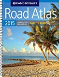 Rand McNally Easy to Read Midsize Road Atlas (Rand Mcnally Road Atlas Midsize Easy to Read)