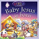 Baby Jesus Is Born (Candle Bible for Toddlers)