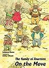 The Family of Fourteen On the Move 14ひきのひっこし・英語版 (The Family of Fourteen 14ひきのシリーズ・英語版)