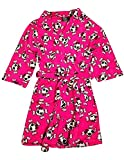Fancy Girlz - Big Girls Long Sleeve Plush Robe