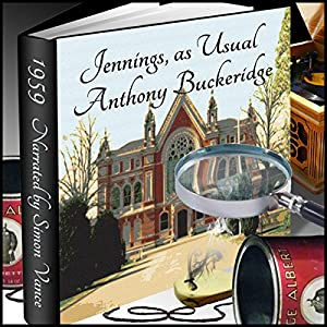Jennings, as Usual Audiobook