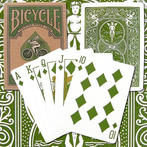BSS - Bicycle Poker Playing Cards - Eco Edition - 1