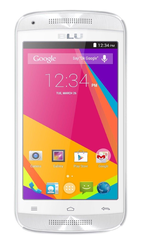 BLU Dash C Music-Global GSM - Unlocked Cell Phone