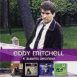 4 Albums Originaux : Eddy Mitchell