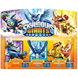 Skylanders: Giants - Triple Pack A: Pop Fizz, Trigger Happy, Whirlwind