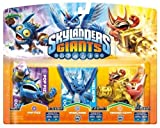 Skylanders Giants - Triple Character Pack - Pop Fizz, Trigger Happy, Whirlwind (Wii/PS3/Xbox 360/3DS/Wii U)