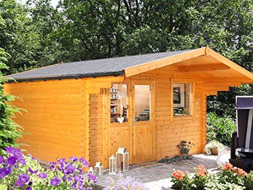 Wolff Finnhaus Gartenhaus Lisa 44-B jetzt kaufen
