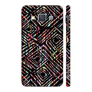Enthopia Designer Hardshell Case Finding the Centre Back Cover for Samsung Galaxy A7 2015