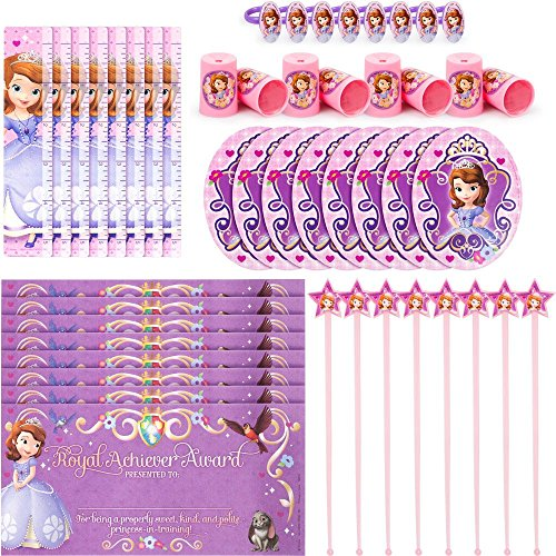 Sofia the First Favor Pack (48pc)