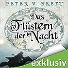 Das Flüstern der Nacht (Demon Zyklus 2) Hörbuch von Peter V. Brett Gesprochen von: Jürgen Holdorf