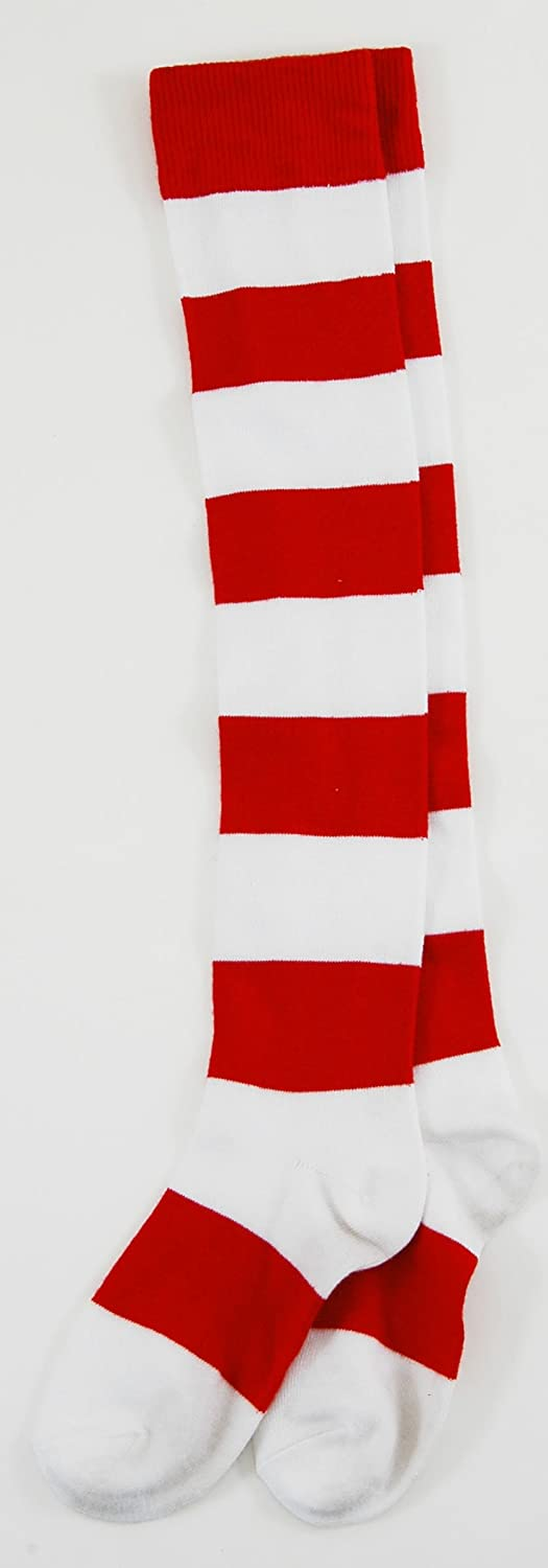 Where Is Waldo Costume Socks