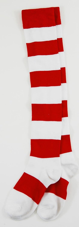 Where Is Waldo Costume Socks