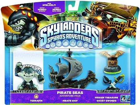Skylanders: Spyro's Adventure - Pirate Seas Adventure Pack