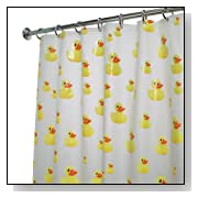 InterDesign EVA Shower Curtain