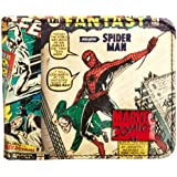 Marvel Retro Outside Print Wallet