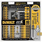 DEWALT DWA2T40IR IMPACT READY FlexTorq Screw Driving Set,...