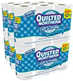 Quilted Northern Soft and Strong Double Rolls, 6 Rolls, Pack of 6 (36 Rolls) (Packaging May Vary)