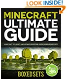 Minecraft Ultimate Guide: Minecraft Tips, Hints and Ultimate Redstone Guide (Speedy Boxed Sets): Game Strategy and Guide