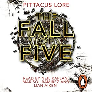 The Fall of Five Audiobook