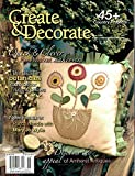 img - for Create & Decorate - June 2006 book / textbook / text book