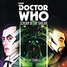 Doctor Who: Scream of the Shalka: An original Doctor Who novel Radio/TV Program Auteur(s) : Paul Cornell Narrateur(s) : David Collings