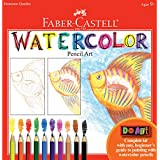 Faber-Castell - Do Art Watercolor Pencils - Premium Kids Crafts