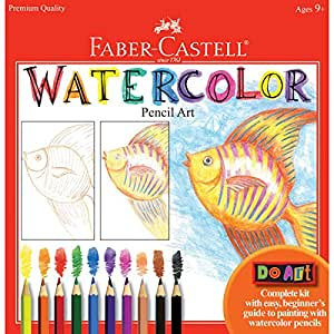 Faber Castell Faber Castell Do Art Watercolor Pencils