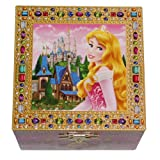Sleeping Beauty Aurora Musical Jewelry Box