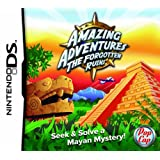 Amazing Adventures: The Forgotten Ruins - Nintendo DS ~ PopCap Games