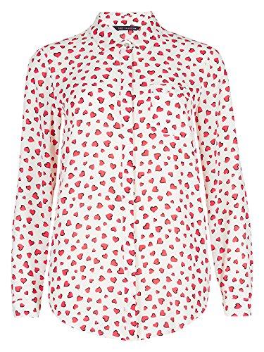 marks-spencer-rouge-motif-coeur-ivoire-line-longues-pour-homme-orig-prix-35-blanc-casse-38