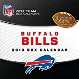 Buffalo Bills 2013 Daily Box Calendar 5.375&quot; X 5.25&quot; Amazon.com