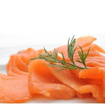 Skinless Smoked Salmon Scottish Smoked Salmon 8