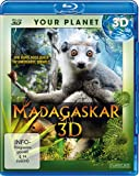 Image de Madagaskar-Blu-Ray Disc-3d [Import allemand]